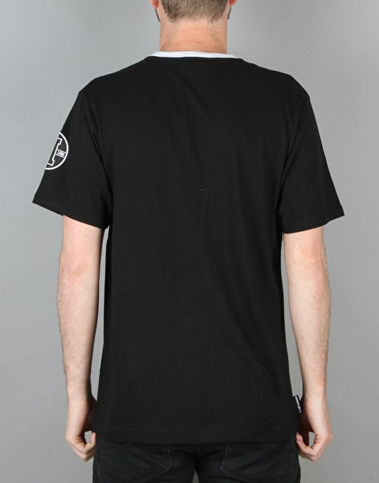 The Hundreds Hill T-Shirt - Black