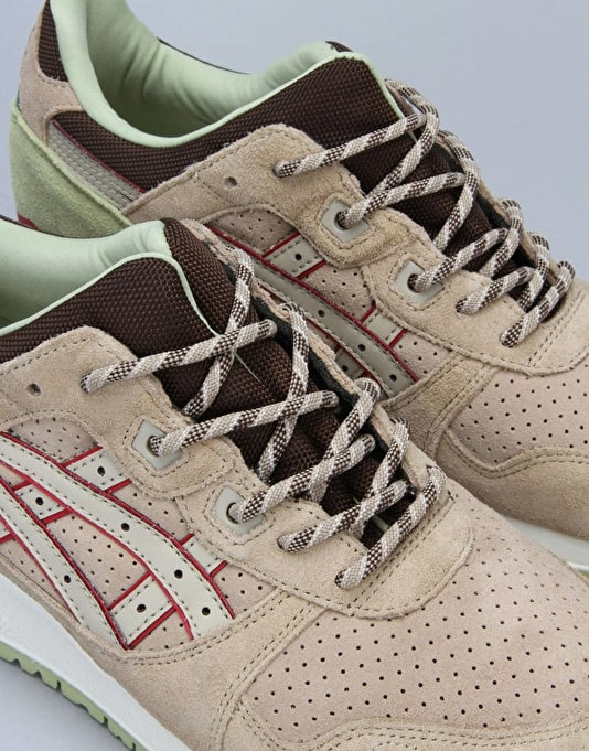 Asics Gel-Lyte III Shoes - Sand/Sand