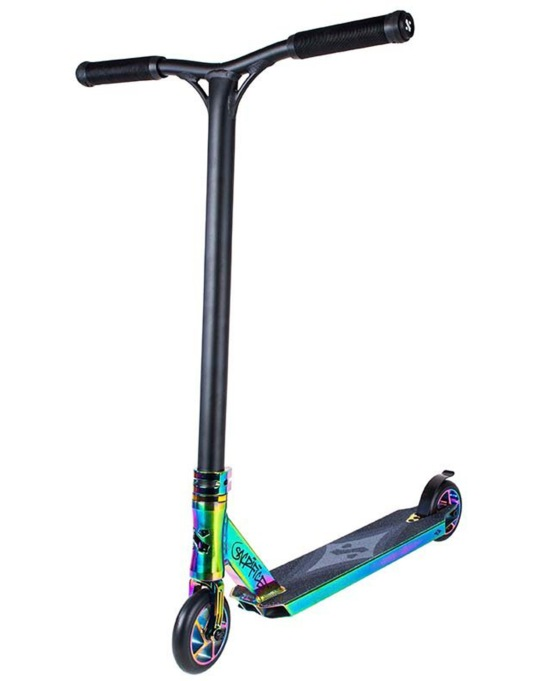 Sacrifice Flyte 115 Scooter - Neo Chrome