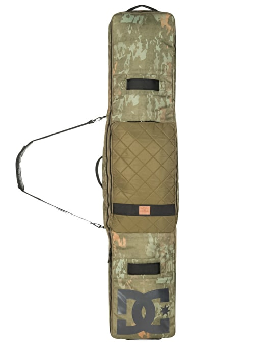 DC Claimer 2016 Snowboard Bag - Camo Lodge