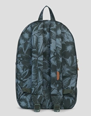 Herschel Supply Co. Settlement Backpack - Jungle Floral Green