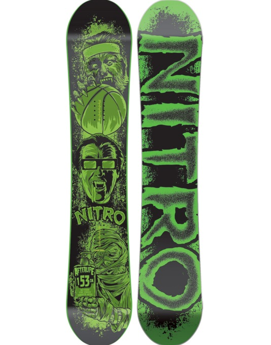 Nitro Afterlife 2016 Snowboard - 153