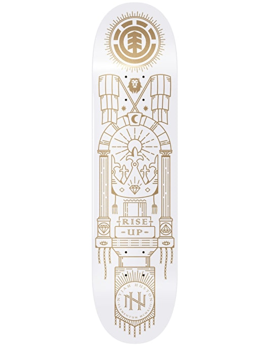 Element Nyjah Rituals Featherlight Pro Deck - 8""