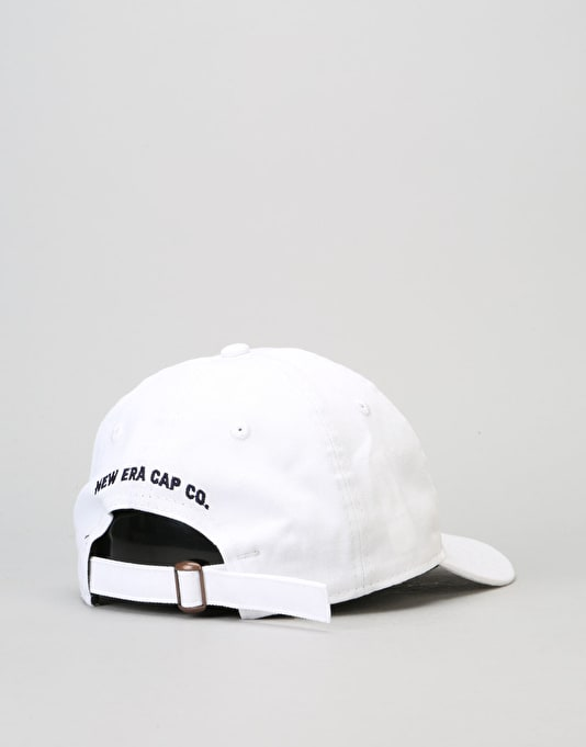 New Era 9Fifty Unstructured Strapback Cap - White