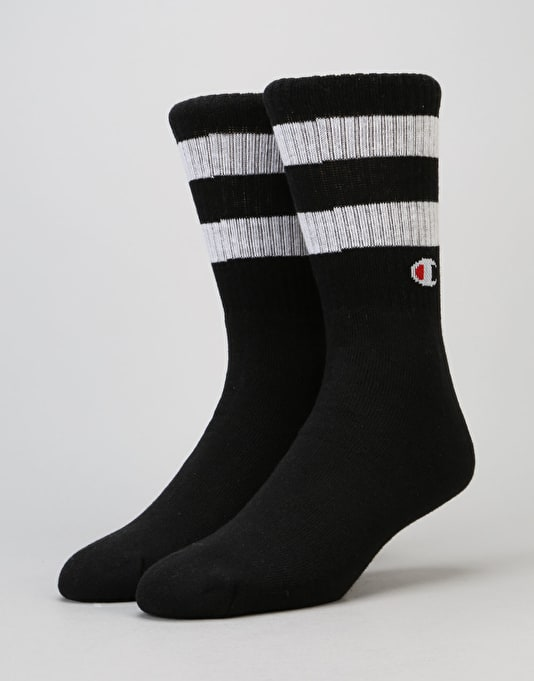 Champion Tube Crew Socks - NBK
