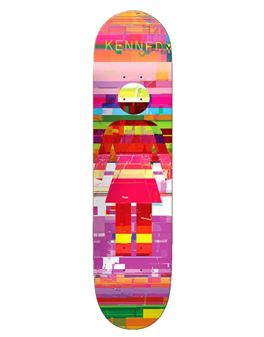 Girl Kennedy Glitch Mode Pro Deck - 8""