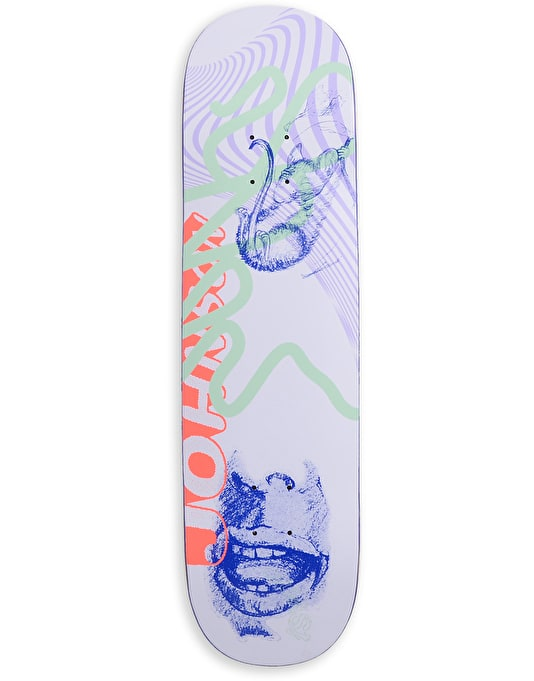Quasi Johnson Jacob [One] Pro Deck - 8.25""