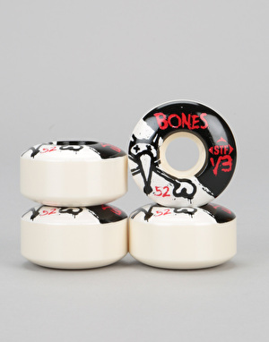 Bones V3 Series STF Team Wheel - 52mm