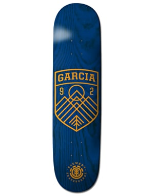Element Garcia Bern Pro Deck - 8.25