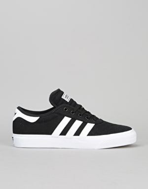 Adidas Adi-Ease Premiere ADV Skate Shoes - Core Black/Ftwr White/Gum