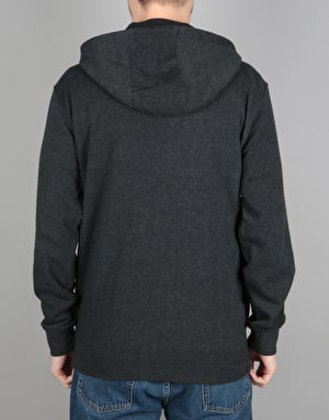Vans Core Basics IV Zip Hoodie - Black Heather