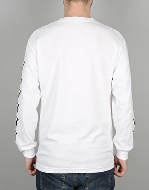 HUF x Sammy Winter L/S T-Shirt - White