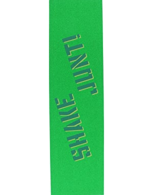 Shake Junt Logo Grip Tape Sheet