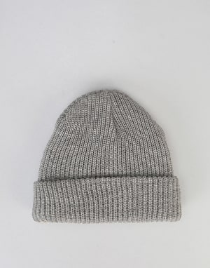 Welcome Talisman Cuffed Beanie - Heather Grey