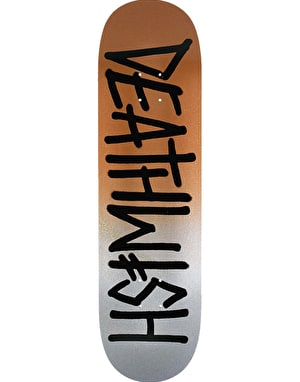 Deathwish Deathspray Metallic Gradient Team Deck - 8.75