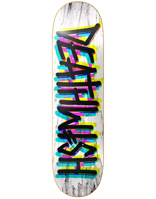 Deathwish Death Spray Multi 3D Team Deck - 8""