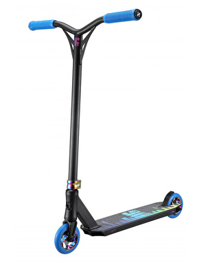 Sacrifice OG Player 115 Scooter - Black/Neo Chrome