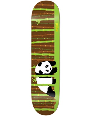Enjoi Bamboo Poo Panda Team Deck - 8.375