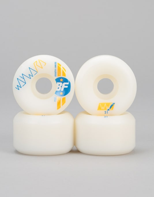 Wayward Fairfax Pinnacle Track Formula 101a Pro Wheel - 51mm