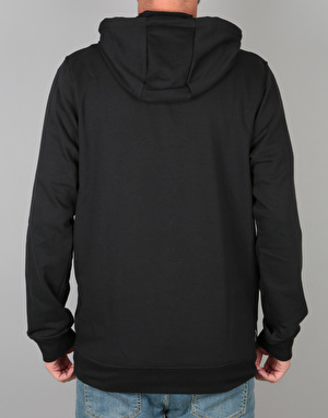 Adidas Clima 3.0 Pullover Hoodie - Black/White