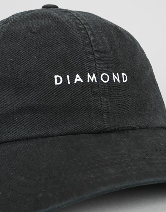 Diamond Supply Co. Leeway Sports Cap - Black