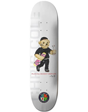 Grizzly x Plan B Cole Pro Deck - 8.5
