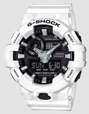 G-Shock GA-700-7AER - White