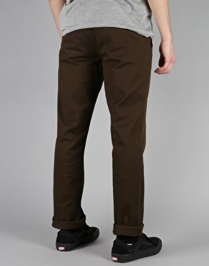 Brixton Reverse Chino - Brown