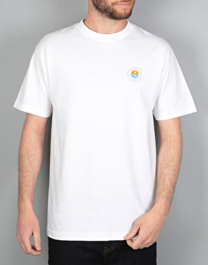 The Quiet Life Solar T-Shirt - White