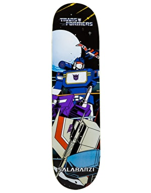 Primitive x Transformers Salabanzi Soundwave Pro Deck - 8.25