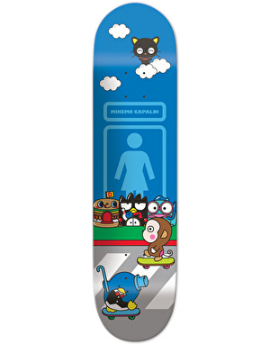 Girl x Hello Sanrio Mike Mo UK Exclusive Pro Deck - 7.875