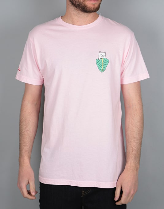 RIPNDIP Frida Nermal T-Shirt - Pink