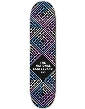 The National Skateboard Co. Legend Team Deck - 8.25