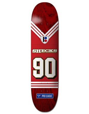 Plan B Sheckler Super Roll PRO.SPEC Pro Deck - 8