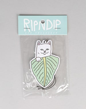 RIPNDIP Nermal Leaf Air Freshener – Green