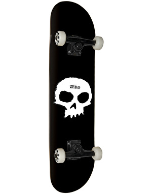 Zero Single Skull Complete Skateboard - 8