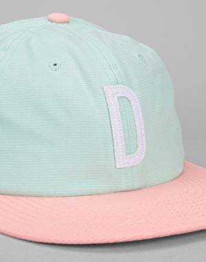 Diamond Supply Co. Home Team D Unconstructed 6 Panel Cap - Mint