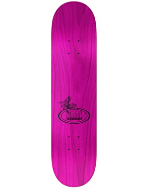 Real Brockel Badlands Heavyweights Pro Deck - 8.4