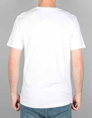 DC Storm Box S/S T-Shirt - White