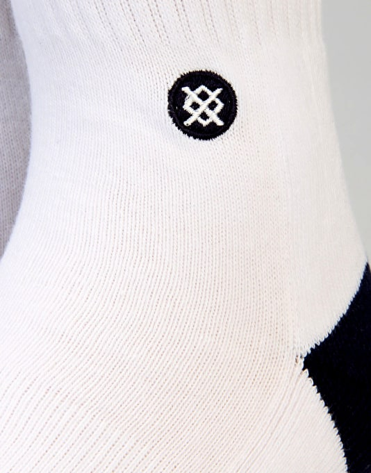 Stance Infiltration Pipe Bomb Socks - White