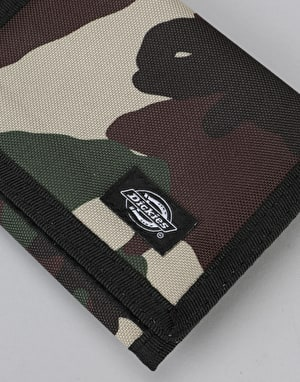 Dickies Cresent Bay Wallet - Camouflage