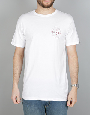 Etnies One Seal T-Shirt - White