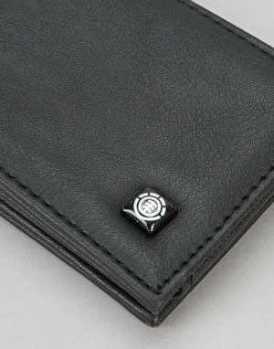 Element Segur Wallet - Flint Black