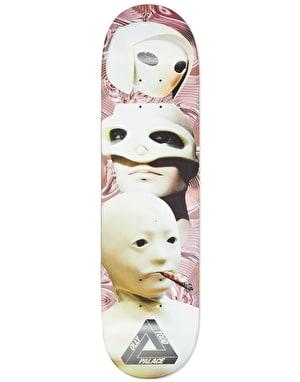 Palace Todd Sans-Zooted Skateboard Deck - 8