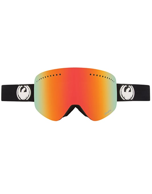 Dragon NFX 2017 Snowboard Goggles - Inverse/Red Ion