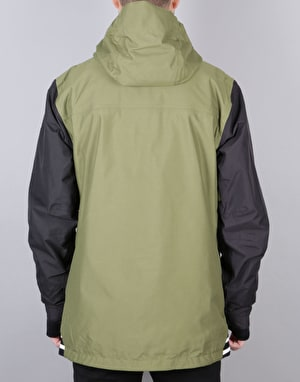 Thirty Two Sesh 2017 Snowboard Jacket - Olive