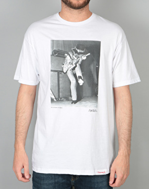 Diamond Supply Co. Jimi Hendrix Experience T-Shirt - White