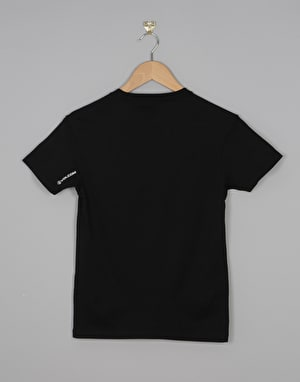 Volcom Jones Boys T-Shirt - Black