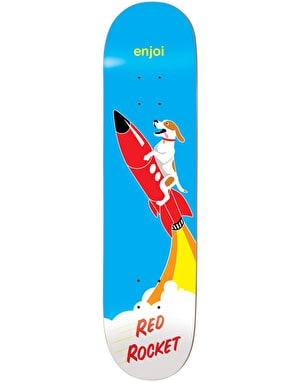 Enjoi Red Rocket Team Deck - 8.125