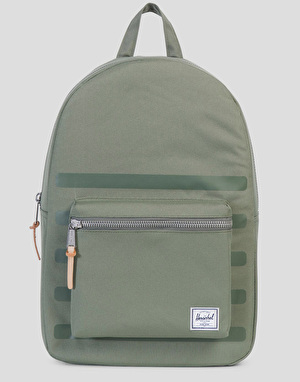 Herschel Supply Co. Settlement Backpack - Deep Lichen Green Stripe